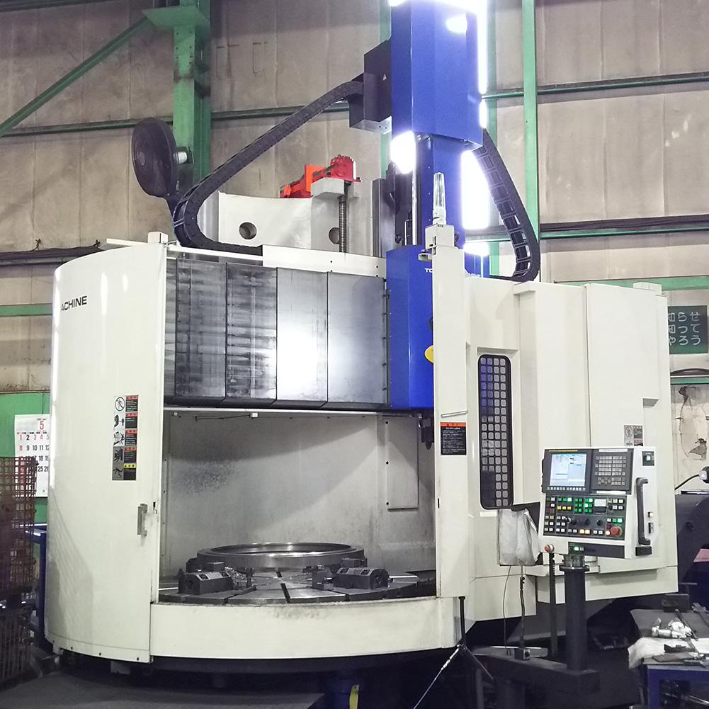 Toshiba Machine Turning Center CNC Lathe